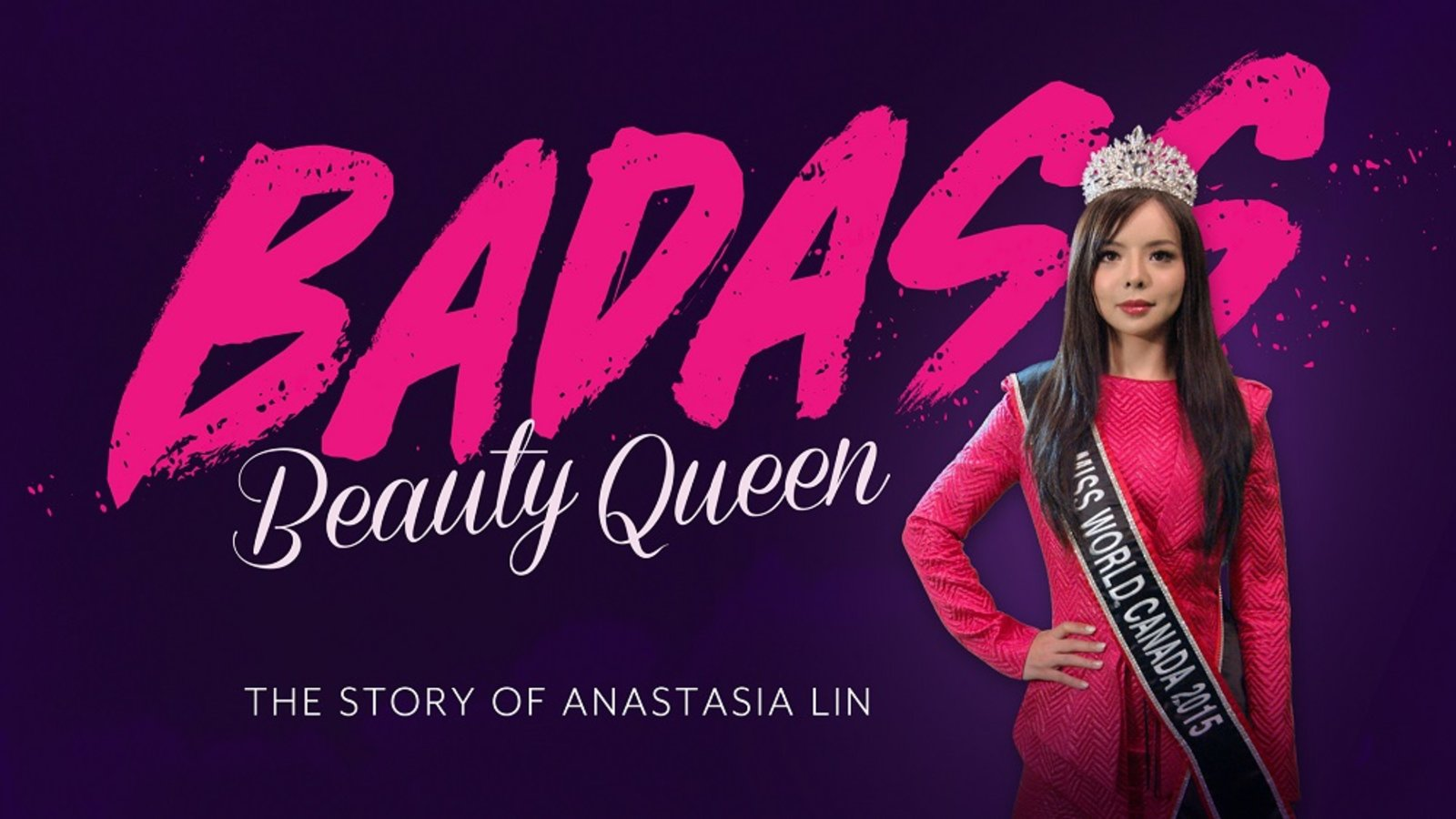 Badass Beauty Queen - Fighting For Human Rights in China