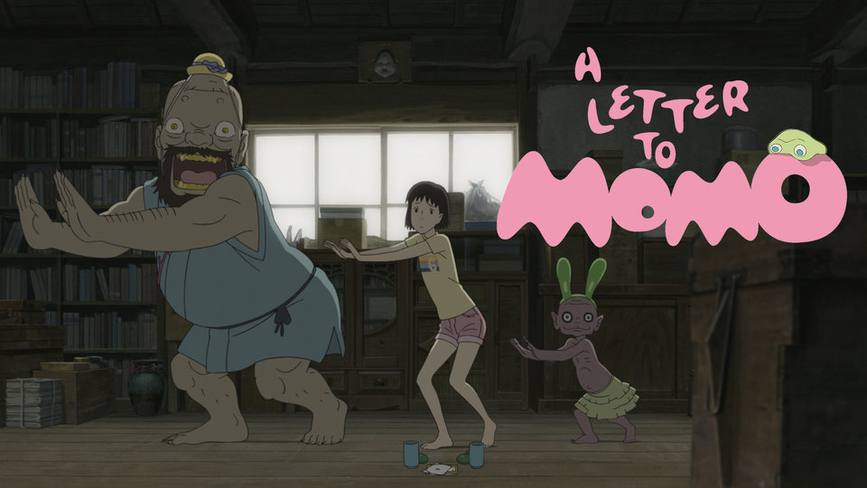 A Letter to Momo - Japanese