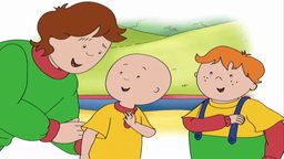 Caillou the Sports Star