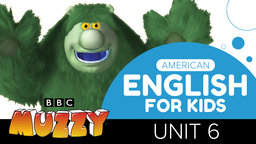 American English For Kids - Unit 6