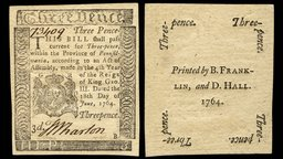 Benjamin Franklin: Printer and Postmaster
